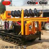 Gleisketten-hydraulischer gewundener Schrauben-Stapel-Fahrer