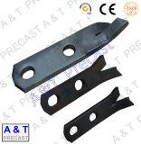 Aço inoxidável / aço carbono / pré-moldado eixo de elevação de montagem para construção