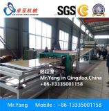 Ligne en pierre artificielle panneau en pierre de marbre de panneau de PVC de PVC faisant la machine