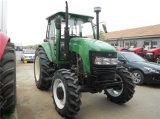Chargeur frontal 100HP pour tracteur Fram de jardin
