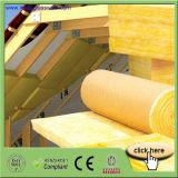 Couverture centrifuge de laines de verre de laine de verre appliquée au mur et à la division