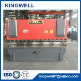 Freio hidráulico da imprensa da placa da folha de metal do CNC para o frame de porta de dobra (WC67Y-100TX3200)