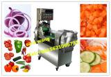 Coupeur végétal industriel électrique multifonctionnel de restaurant, trancheuse végétale