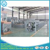 Ventilateur d'extraction fixé au mur industriel