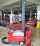 Yupackの新しい状態の自動ロボット包む機械か自動巻機械