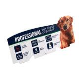 Carte de papier de service d'impression offset \ carte de Scenter \ carte enduite apprenant la carte \ la carte de publicité
