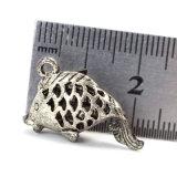 3D Charmes van de Halsbanden DIY van de Armband van Vissen voor Juwelen die Toebehoren maken