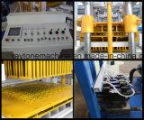 Machine de fabrication de brique creuse mobile Palette-Libre de bloc de grande capacité Qtm6-25