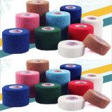Fasciatura elastica medica a gettare di vendita calda alta