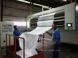 직물 끝마무리를 위한 직물 기계장치의 직물 건조기 기계
