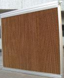 Парник/цыплятина 7090/5090 влажных пусковых площадок испарительного охлаждения занавеса