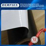Горячее или холодное изготовление знамени ткани PVC полиэфира Lamianted