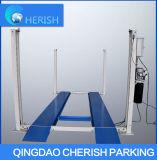 elevatore idraulico di parcheggio dei quattro alberini del peso 3700kgs