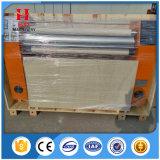 Rodillo a la máquina de la prensa del calor del rodillo para la impresión del paño