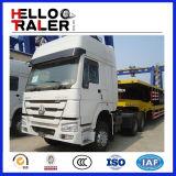 6X4 HOWO 트랙터 트럭 338HP 대형 트럭 트랙터