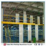 Van China het Op zwaar werk berekende van het Pakhuis van de Stap van het Staal muti-Vlakke Mezzanine & van het Platform Rekken