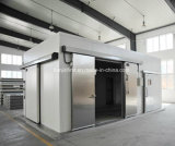 Geflügelfleisch-Böe-Gefriermaschine, niedrige Temperatur-Kühlraum