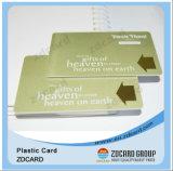 Plastik-Belüftung-Visitenkarte-/Namenskarte/rufende Karte