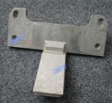 Le bâti en aluminium avec la fabrication de processus de moulage mécanique sous pression