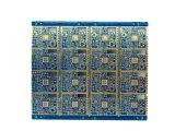 Tarjeta de circuitos impresos de múltiples capas de la electrónica 94vo RoHS del OEM 2-28 para la tarjeta industrial del PWB