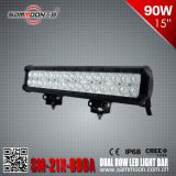 15 CREE СИД Car Driving Light Bar дюйма 90W Dual Row (SM-21X-090A)