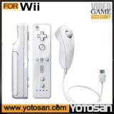 Aufgebaut in Motion Plus Remote+Nunchuck Controller+Case+Wrist Strap für Nintendo Wii