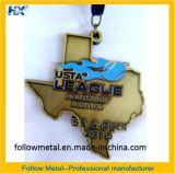 メダル、卸売、工場高品質、Ustaリーグの直売