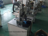Автоматическая пленка вставляя машину для прикрепления этикеток