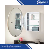 Governo di medicina della stanza da bagno del PVC con lo specchio