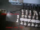 Découpeuse de bande de cellophane de couleur de la haute précision Gl-210