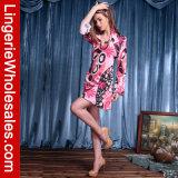 Costume costumé de longue chemise routinière de Feelin des femmes du monde d'amusement