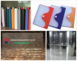 Folha de plástico PVC / Placa / Placa Extrusora Linha de Produção