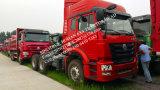 Testa del rimorchio del trasporto del combustibile di marca di Cnhtc/Sinotruk/testa del camion