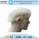 Крышка устранимых/Non Woven/PP хирургическая с эластичной резиновой лентой