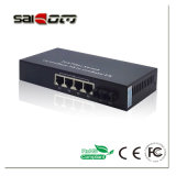 100m 1 Fx + 4 puertos Fast Ethernet Switch Fe Poe