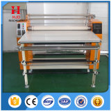Machine de pressage à rouleaux à rouleaux pour impression en tissu