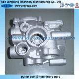 El CNC de la pieza del CNC de las piezas del CNC que trabaja a máquina que muele parte las válvulas