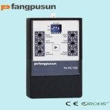 Remote Control solaire à Set et à Adjust The Solar Charge Controller