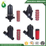 Sistema centrífugo de la filtración del tratamiento de aguas de irrigación