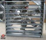 Extractor industrial del obturador Venta-Centrífugo caliente para las aves de corral