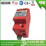 2p aplicación PV 1000 V CC Componente SPD protector de sobretensión