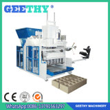 Macchina mobile idraulica del blocchetto di zenit Qmy18-15