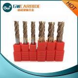 4 moinhos de extremidade contínuos do carboneto das flautas