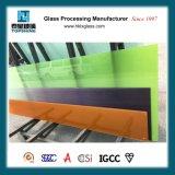 Tempered-Vetro a temperatura elevata di stampa del Silkscreen, vetro graduale del cambiamento di colore
