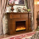 セリウムの証明書(343B)が付いている現代ホテルの家具のヒーターの電気暖炉