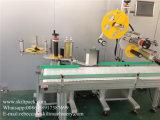 Máquina de etiquetado auta-adhesivo para la batería superior del &Bottom de las tarjetas eléctricas