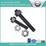 Noten de met hoge weerstand van de Hexuitdraai Hv van ASTM A194 2h