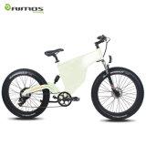 Bicicleta eléctrica de la manivela del motor de la manivela del neumático de la grasa