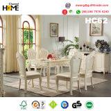 Nuevo tipo clásico conjunto de dormitorio de madera/muebles caseros (HC9019)