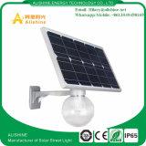 Solarlichter der sicherheits-18W und angeschaltene Garten-Solarbeleuchtung